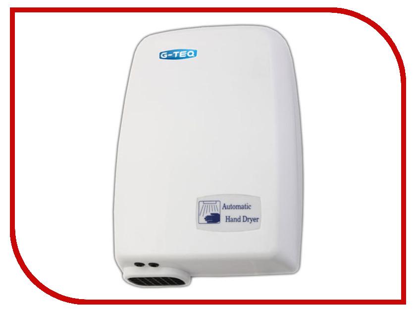Электросушилка для рук G-teq 8809 PW White диспенсер для полотенец g teq 8955