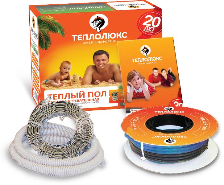 Теплый пол Теплолюкс 18ТЛБЭ2-23-420 от Pleer