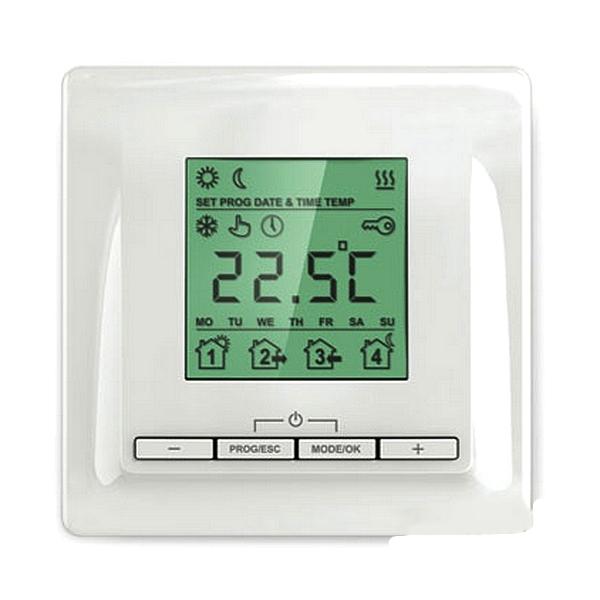 Терморегулятор Теплолюкс ТР 520 White