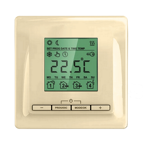 Терморегулятор Теплолюкс ТР 520 Cream