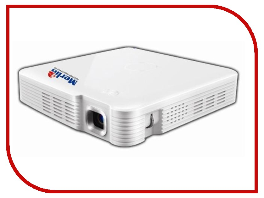 Проектор Merlin Pocket Projector Pro