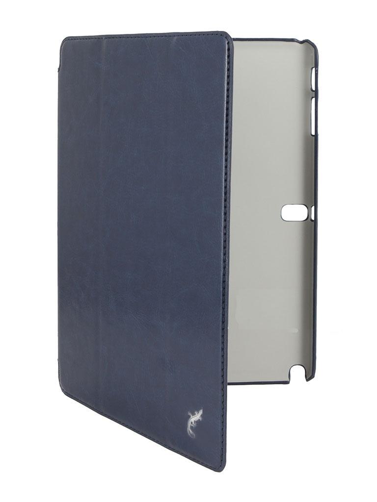 ��������� ����� Samsung SM-P601 Galaxy Note 10.1 2014 Edition G-Case Slim Premium Dark-Blue GG-217