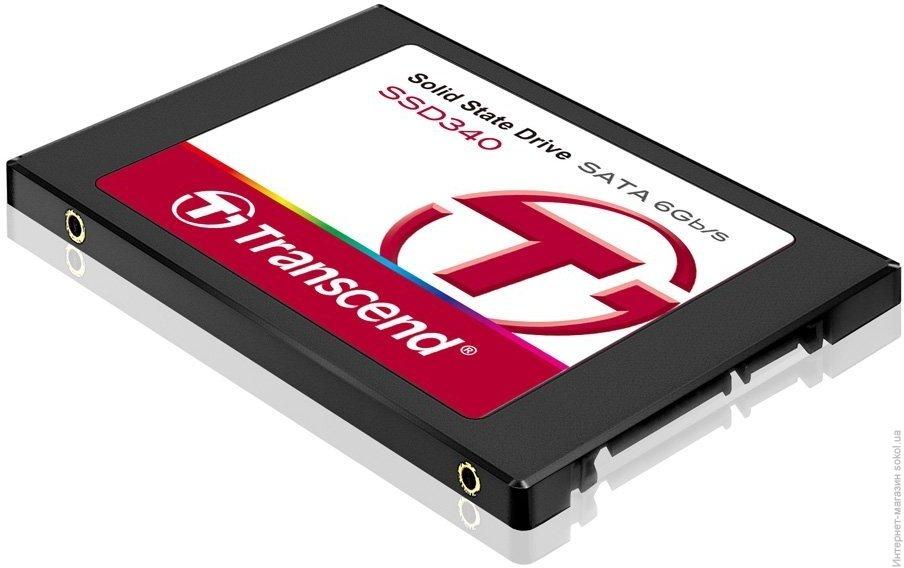 Жесткий диск 256Gb - Transcend SSD340 SATA 2.5 TS256GSSD340 от Pleer