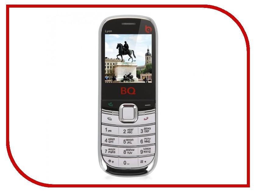 Сотовый телефон BQ BQM-1402 Lyon White