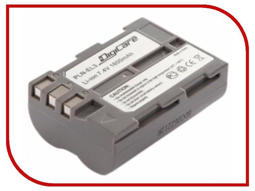 Аккумулятор DigiCare PLN-EL3 аккумулятор digicare pln el23