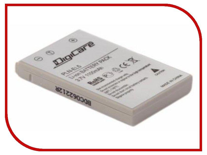 Аккумулятор DigiCare PLN-EL5 аксессуар digicare gpm 295 ручка поплавок