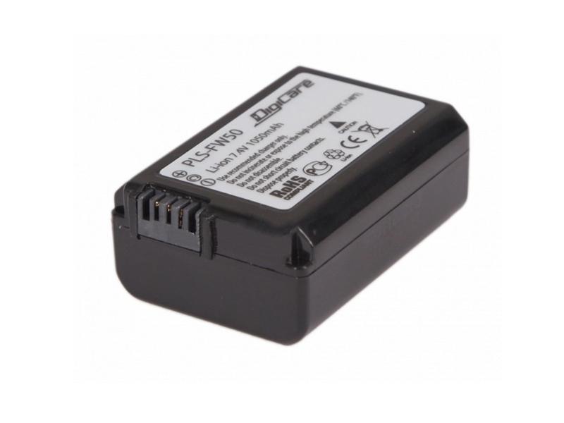 Аккумулятор DigiCare PLS-FW50 для Sony аккумулятор