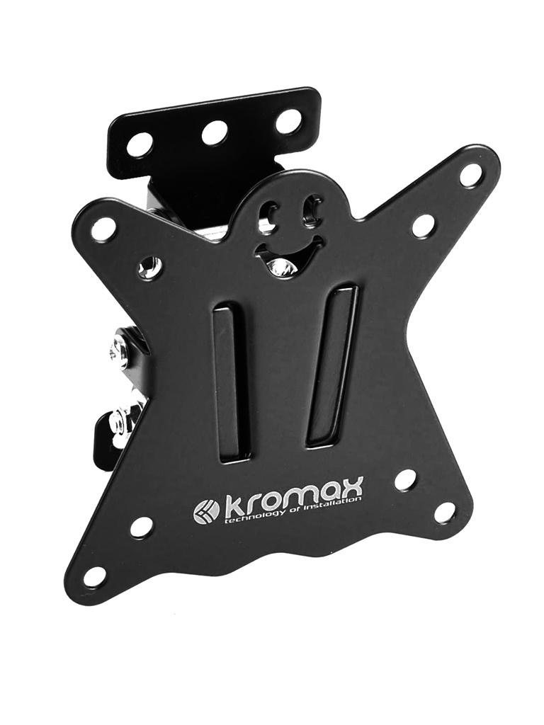 Кронштейн Kromax CASPER-101 (до 15кг) Black