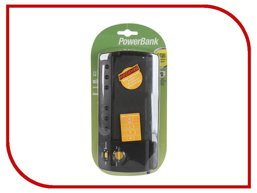Зарядное устройство GP PowerBank 320GS без аккумуляторов (PB320GS-CR1)<br>