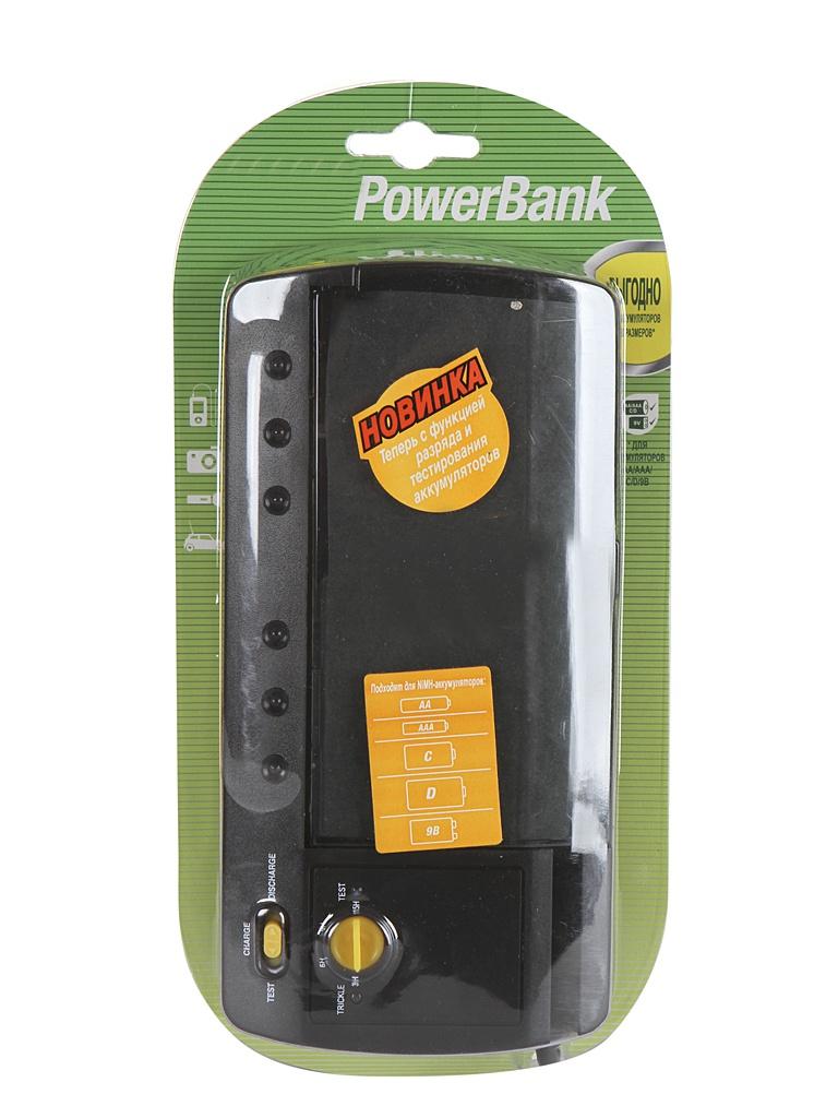 Зарядное устройство GP PowerBank 320GS без аккумуляторов PB320GS-CR1 gp pb330 pb330gs cr1