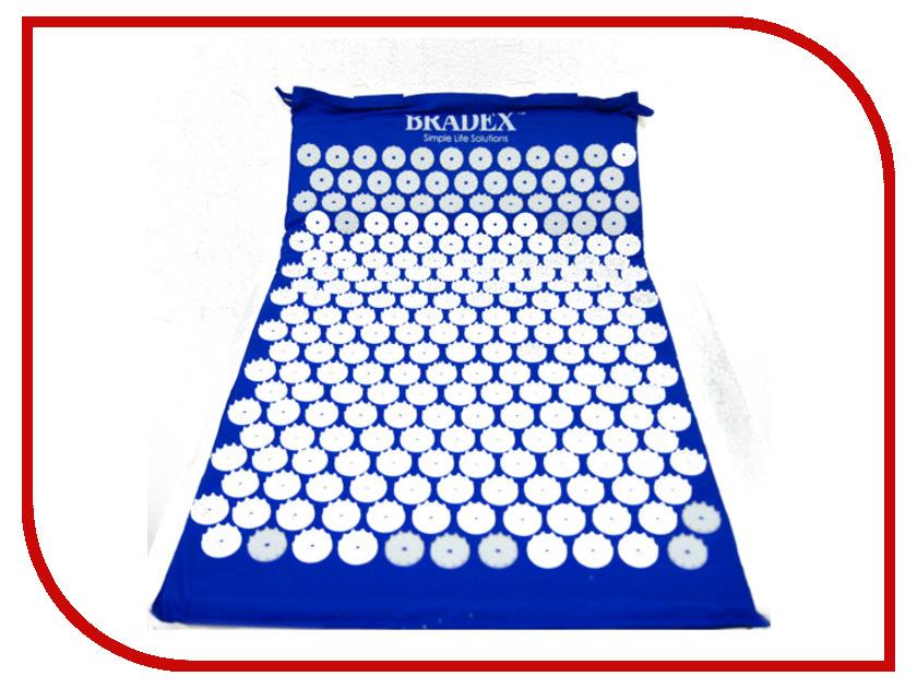 Массажер Bradex Нирвана KZ 0075 - коврик акупунктурный promotion 6pcs 100% cotton baby bedding set curtain crib bumper filler baby bed bumper bumper sheet pillow cover