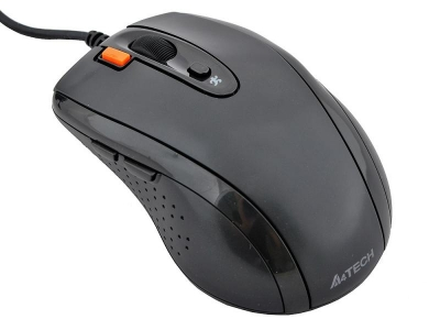 Мышь A4Tech N-70FX-1 Black