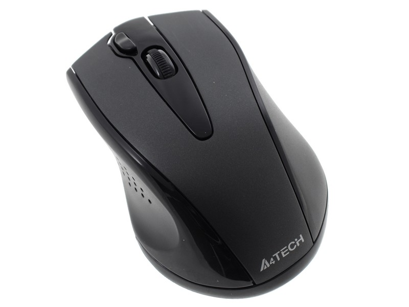 Мышь A4Tech G9-500F-1 USB Black