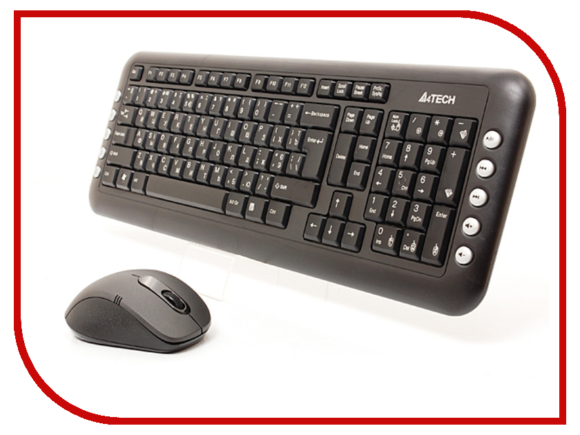 Набор A4Tech 7200N USB