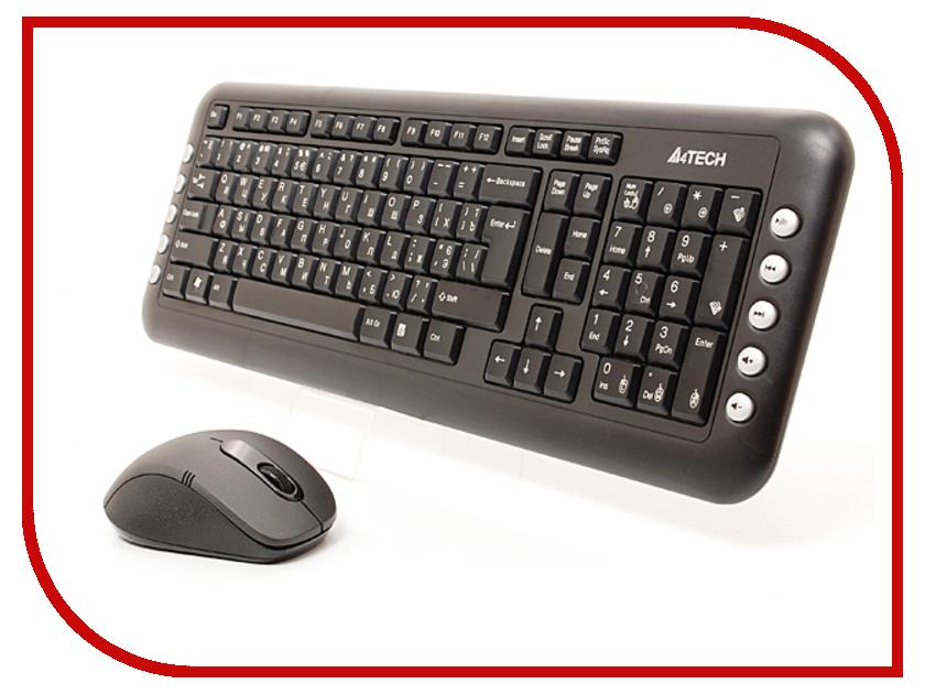 купить Набор A4Tech 7200N USB онлайн
