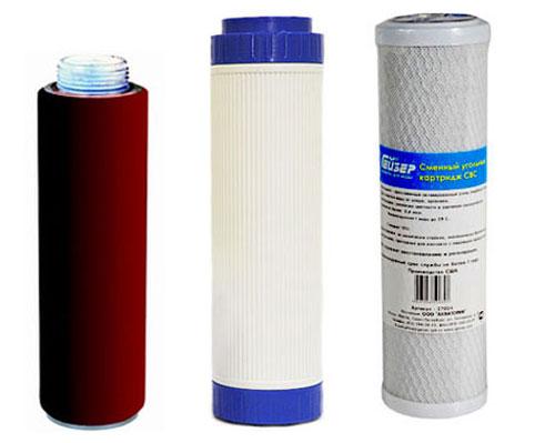 Гейзер Био комплект 10 для железистой воды 50038