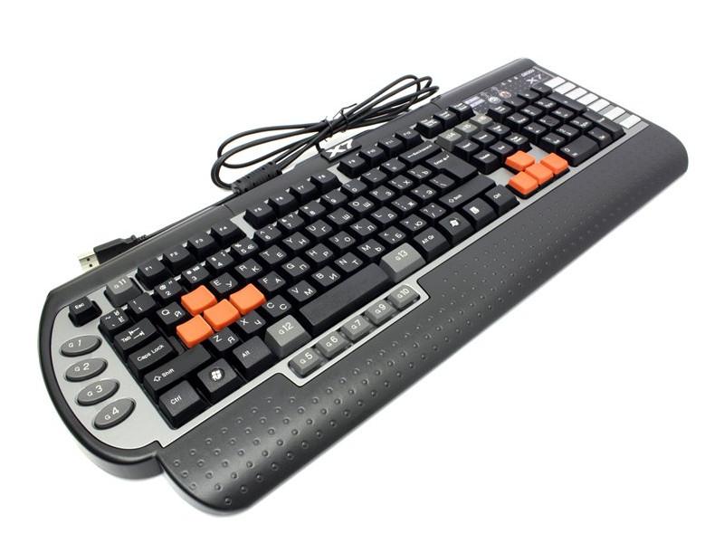 Клавиатура A4Tech X7 G800V / G800 USB цена
