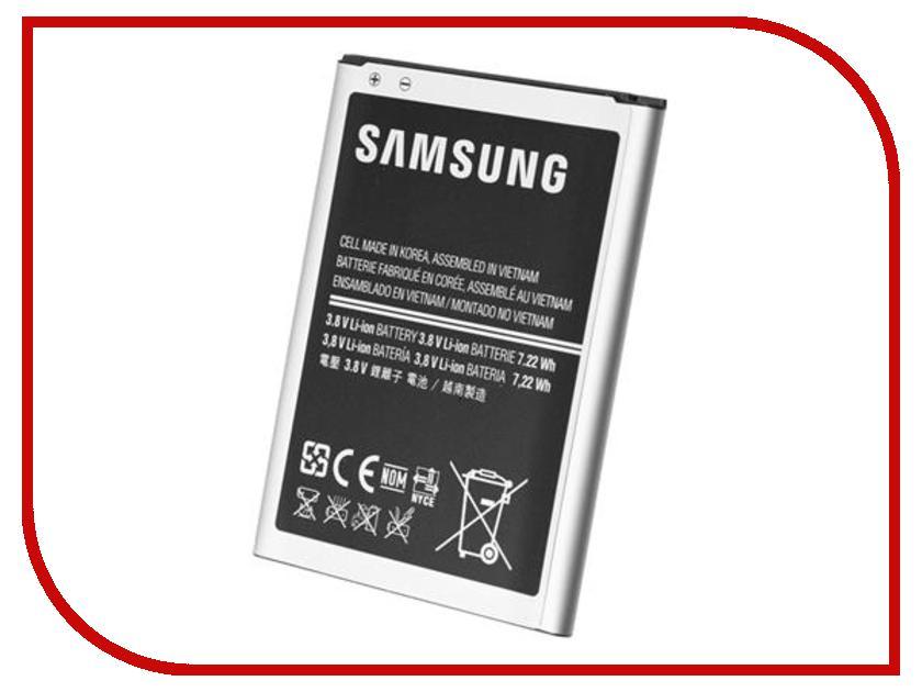 Аксессуар Аккумулятор Samsung GT-N9000 Galaxy Note 3 3200 mAh EB-B800BEBECRU
