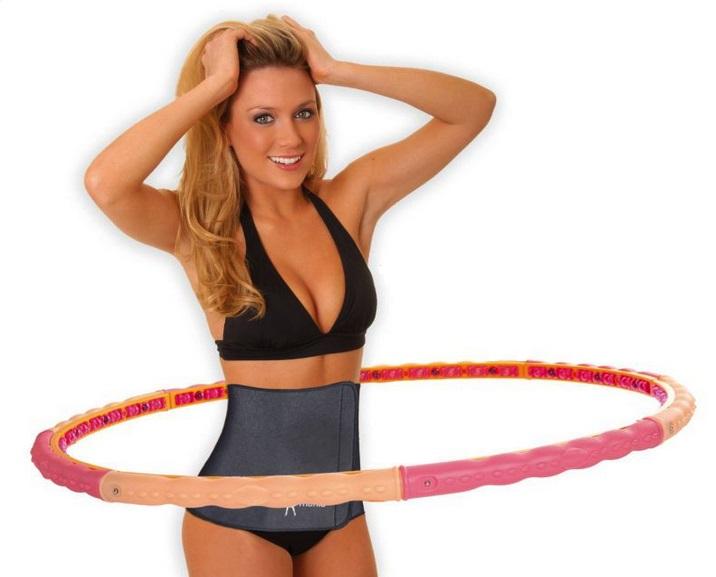 Массажный обруч ХулаХуп Health One Hoop PHO25000 1.6 Kg