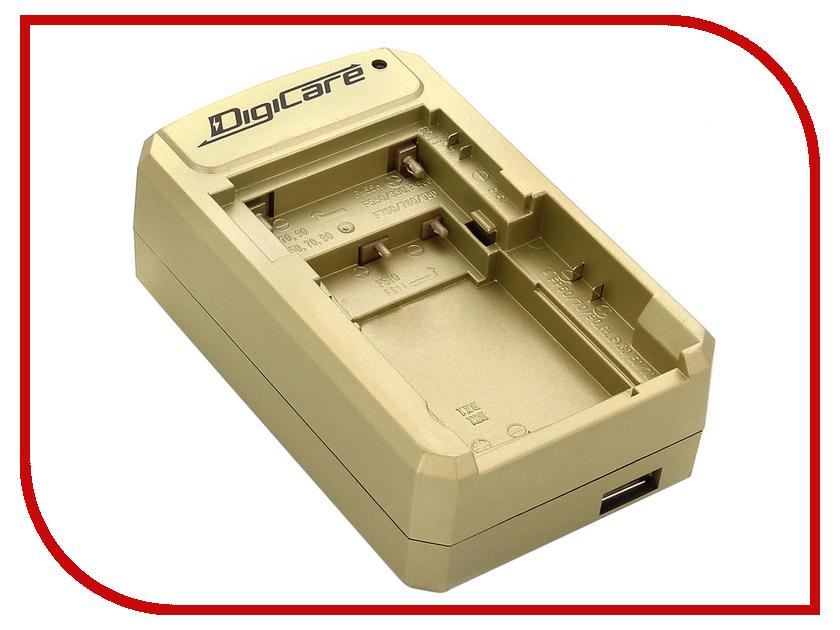 Зарядное устройство DigiCare PCH-U8104 + USB for Sony PCH-U8104 - универсальное<br>