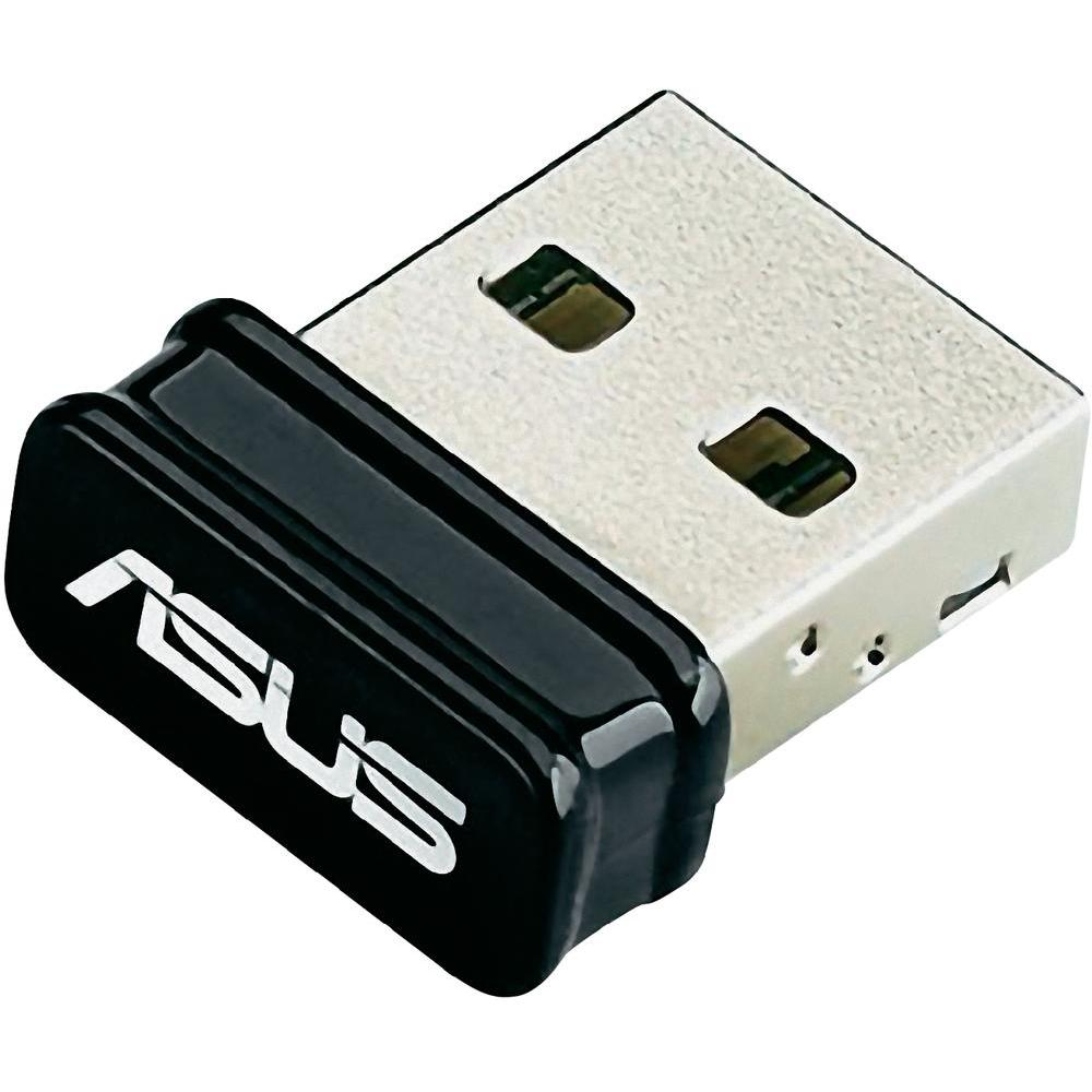 Wi-Fi адаптер ASUS USB-N10 Nano адаптер asus usb bt400 bluetooth usb