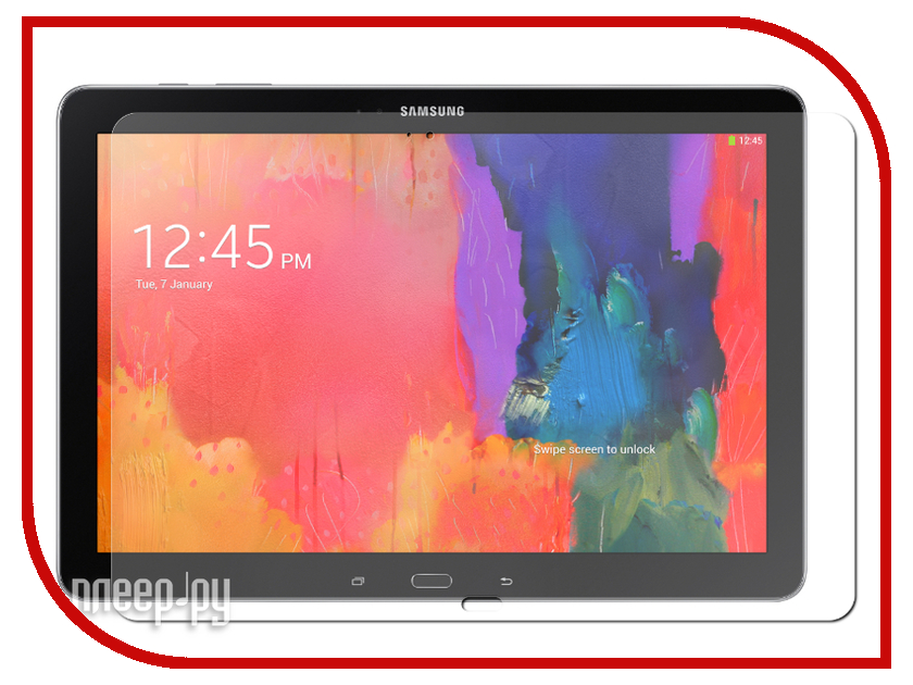 Аксессуар Защитная пленка LuxCase for Samsung Galaxy Tab / Note Pro 12.2 SM-P900/P905 антибликовая 80998<br>