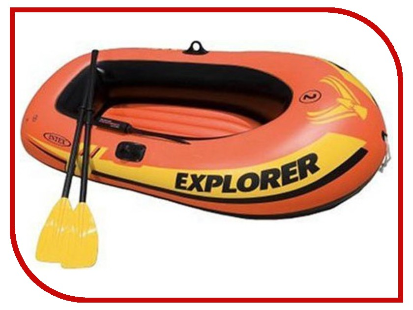Надувная лодка Intex Explorer 200 58331