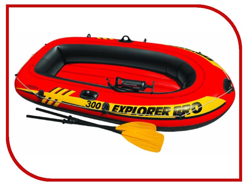 Надувная лодка Intex Explorer 300 Pro 58358