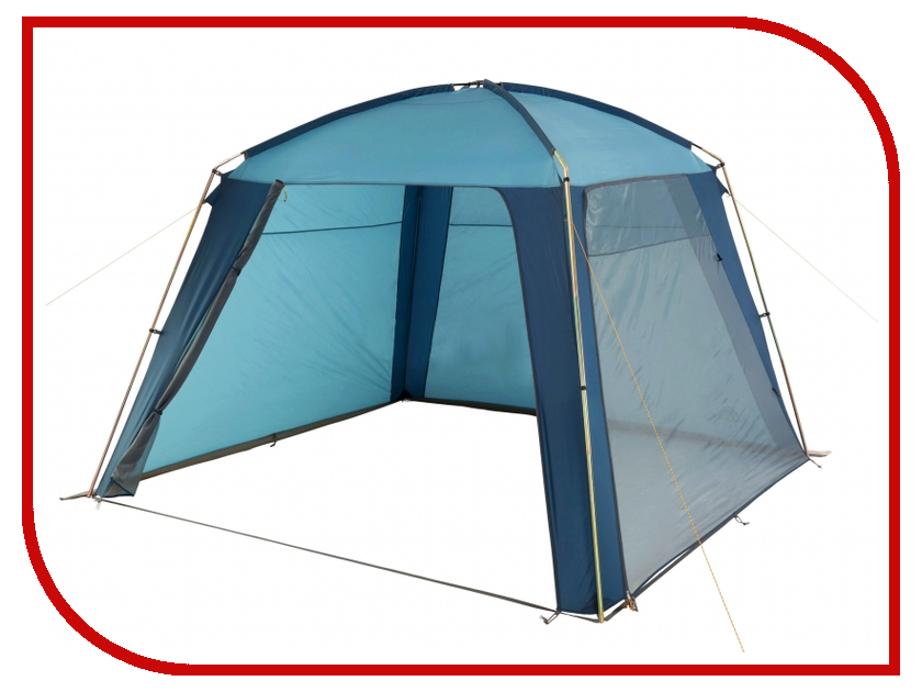 Тент Trek Planet Rain Dome Blue-Light Blue 70252 тент trek planet tent 400 set светло серый