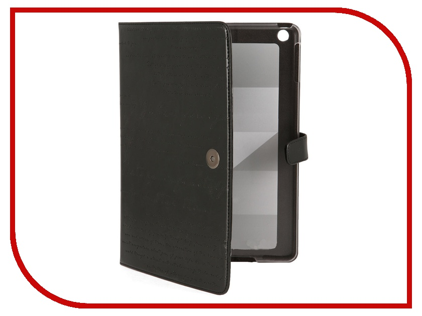 Аксессуар Чехол Zenus Masstige Lettering Diary for iPad Air 10 Black