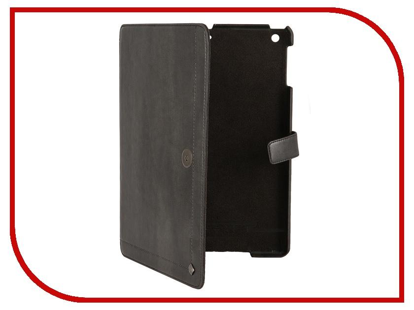 Аксессуар Чехол Zenus Neo Classic Diary for iPad Air 10 Dark Gray