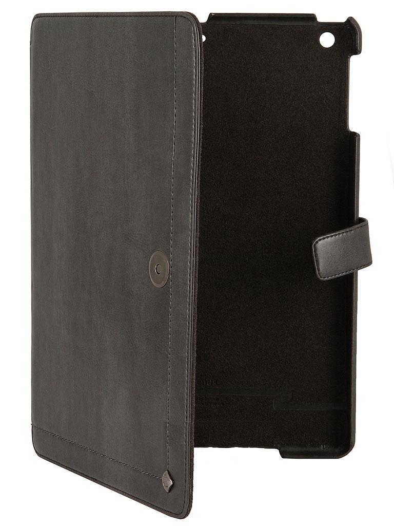Аксессуар Чехол Zenus Neo Classic Diary for iPad Air 10 Dark Gray<br>