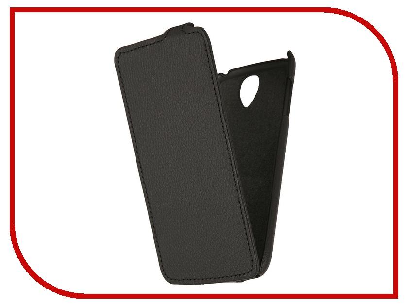 Аксессуар Чехол Lenovo S650 Aksberry Black