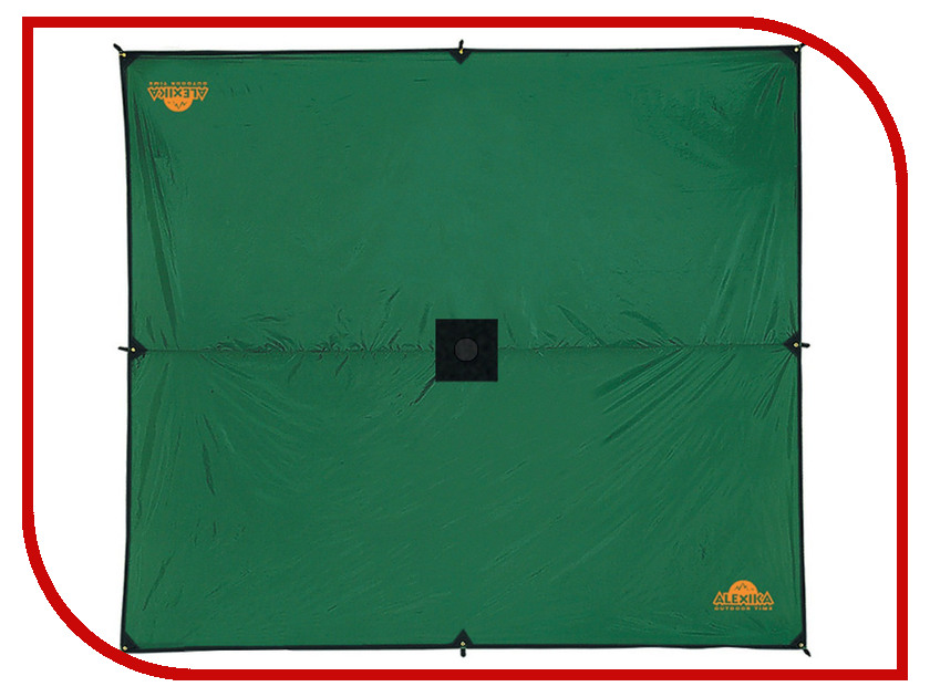 Тент Alexika Awning Green 9180.5401<br>
