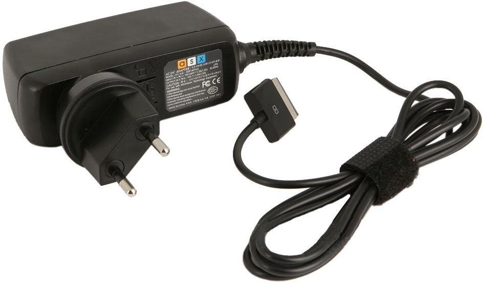 Аксессуар Зарядное устройство сетевое ASUS Tablet PC Eee Pad TF100/TF101/TF200/TF201/TF300/TF301 ASX 15V 1.2A SM000274