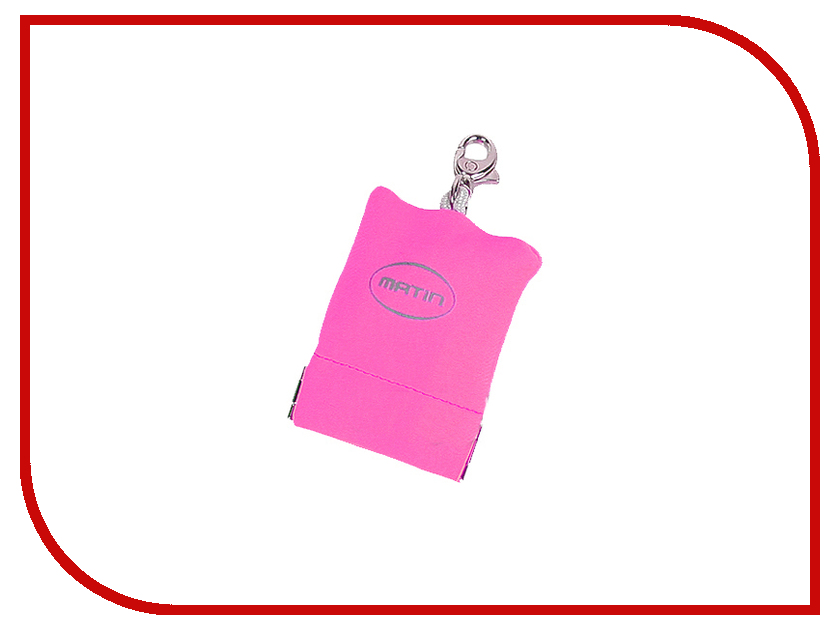 ��������� Matin Micro Pocket Cleaner Pink M-7383