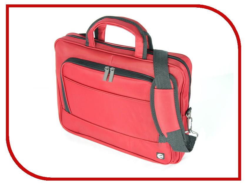 Аксессуар Сумка 15.6 Cross Case CC15-004 Red