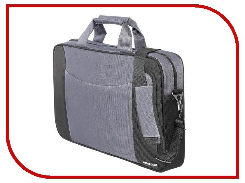 Аксессуар Сумка 15.6 Cross Case CC15-005 Grey<br>
