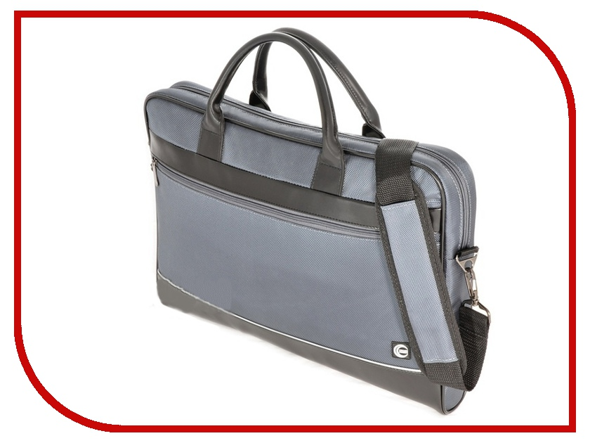 Аксессуар Сумка 17.3 Cross Case CC17-014 Grey от Pleer