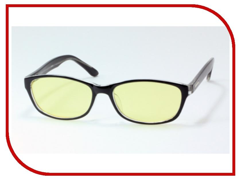 Очки компьютерные SPG Comfort AF017 Black-Transparent