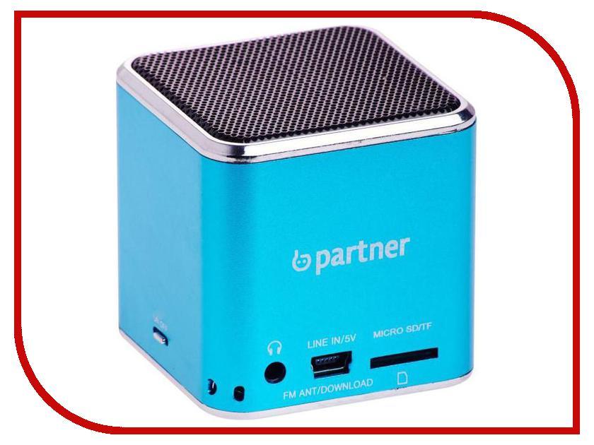 Колонка Partner Cube Blue<br>