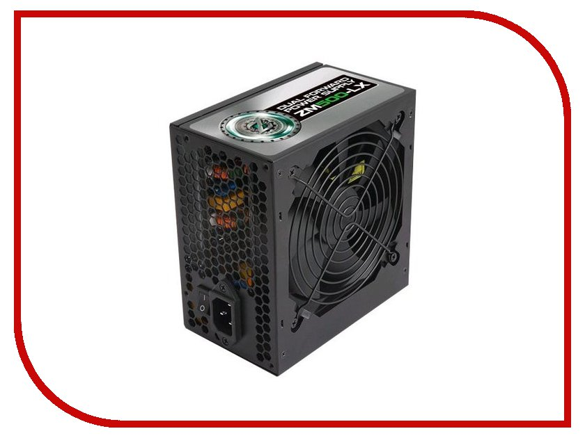Блок питания Zalman ZM500-LX 500W велосипед forward arsenal 162 2013