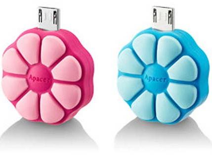 USB Flash Drive 32Gb - Apacer Blue AP32GAH172U-1<br>