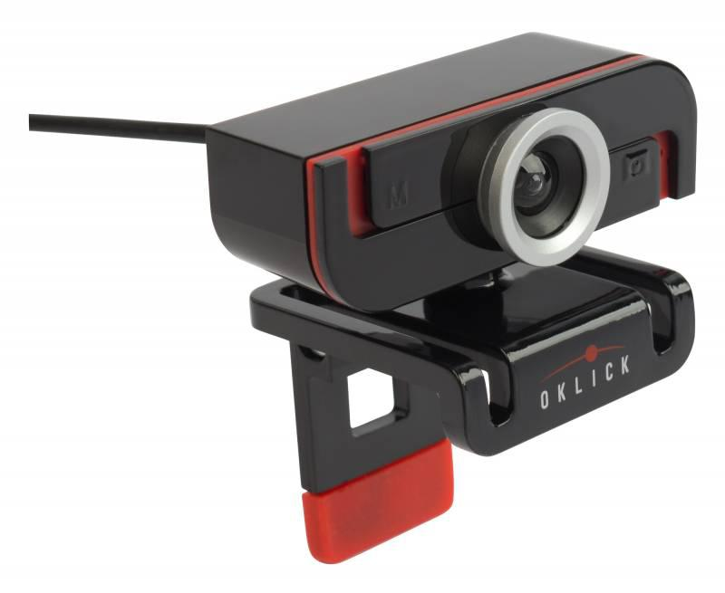 Вебкамера Oklick HD-140M