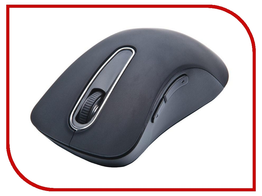 Мышь Oklick 335MW USB Black