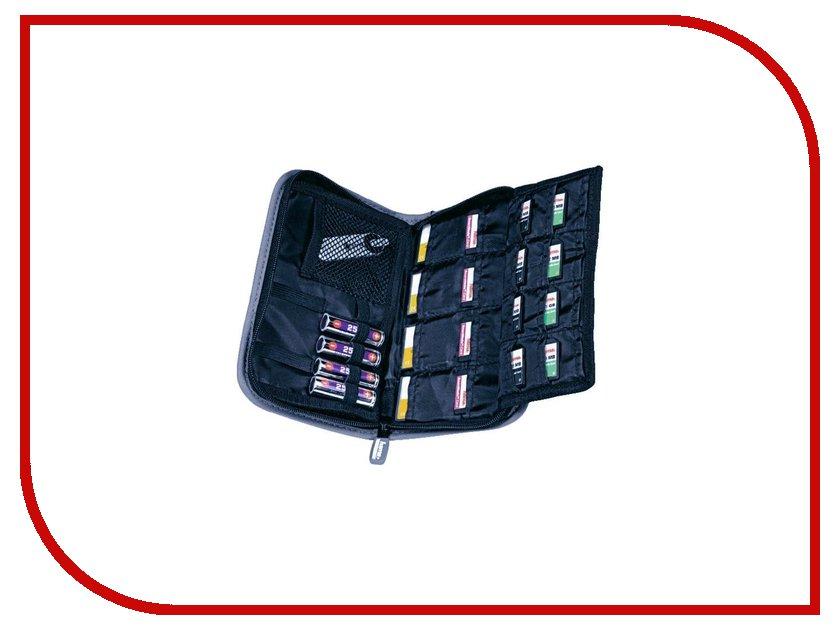 Футляр Hama Maxi H-49917 для карт памяти hama h 108741 white