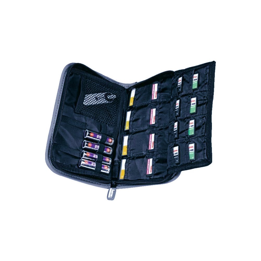 цена на Футляр Hama Maxi H-49917 для карт памяти
