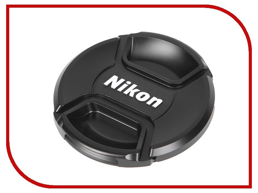 Аксессуар 72mm - Nikon LC-72 - крышка для объектива<br>