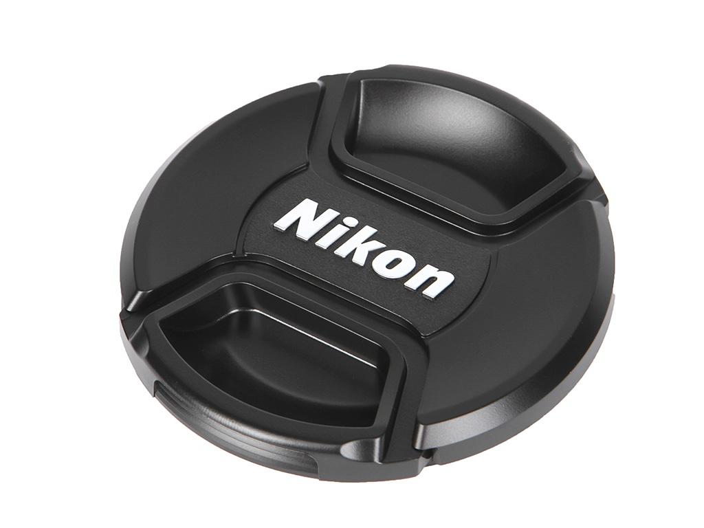 Аксессуар 72mm - Nikon LC-72 - крышка для объектива