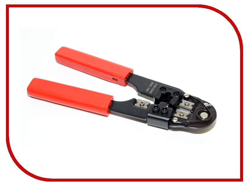 Клещи обжимные 5bites LY-T210C для 8P8C/RJ45 аксессуар клещи обжимные nws 143 62 190